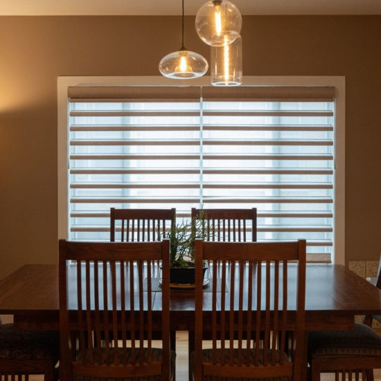 Alustra® Pirouette® with PowerView® Motorization