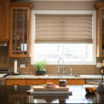 Kitchen Shades Open Bottom