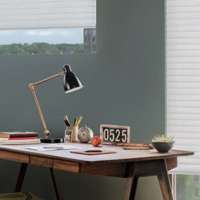 Sonnette™ Cellular Roller Shades with LiteRise®