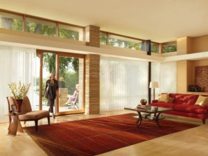 Luminette® Privacy Sheers for 2011 Stria Living Room Model