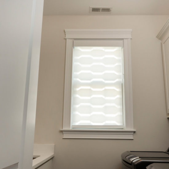 Designer Banded Shades with UltraGlide®