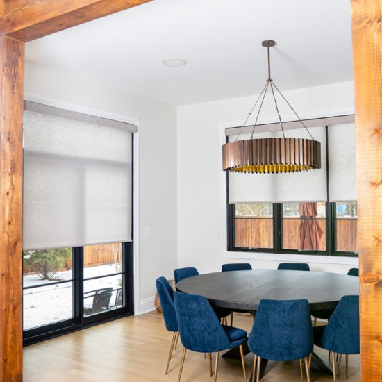 Designer Roller Shades with PowerView®Motorization