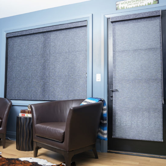 Designer Roller Shades with PowerView® Motorization