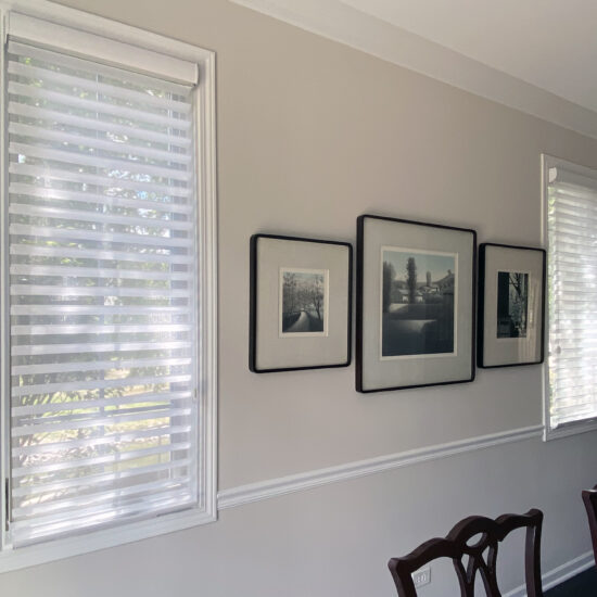 Nantucket® Window Shadings and Applause® Honeycomb Shades